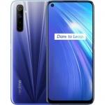 Smartphone 6 128gb blu dual sim