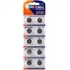 Batterie alcaline ag13 conf. 10 pezzi
