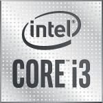 Cpu intel core i3-10100 3.60 ghz quadcore sk1200 comet lake box