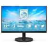 Monitor philips led 21.5' full hd 200cd/m vga+dvi 220v8
