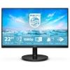 Monitor philips led 21.5' full hd 200cd/m vga+hdmi 221v8