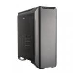 "Case mastercase sl600m black, usb3.1 type c 2usb3 2usb2,4x 2.5""/3.5"" 4x ssd,radiator support,no psu"