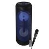 Cassa audio amplificato hps t252bl 200w blu
