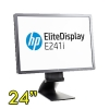 (refurbished) monitor lcd hp elitedisplay e241i led backlit 24""