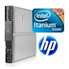 (refurbished) server blade hp integrity bl860c intel itanium 2 9140m 1.66ghz 18mb cache 64gb 292gb sas ad399a
