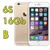 "(refurbished) iphone 6s 16gb gold mg492ll/a oro 4g wifi bluetooth 4.7"" 12mp originale [grade b]"