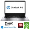 "(refurbished) notebook hp elitebook 745 g3 amd a10-8700b r6 8gb 256gb ssd 14.1"" hd windows 10 professional"