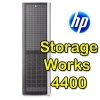 (refurbished) hp storageworks 4400 dual controller enterprise virtual array ag637b