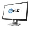 (refurbished) monitor hp elitedisplay e232 23 pollici led full-hd ips black-silver