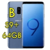"(refurbished) smartphone samsung galaxy s9+ sm-g965f 6.2"" fhd 6g 64gb 12mp blu [grade b]"