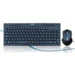 Kit tastiera e mouse wireless tecno tc-740 1600dpi