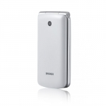 Telefono cellulare brondi magnum dual sim bianco