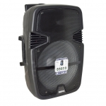 Cassa audio bm 115rx 800w pmpo wireless solo ricevente