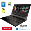 "(refurbished) mobile workstation lenovo thinkpad p50 core i7-6820hq 16gb 256gb ssd 15.6"" quadro 1000m win10 pro [grade b]"