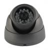 Telecamera ahd dome alpie s130sh20d 1,3mpixel 3,6mm ir 20mt bk