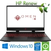 "(refurbished) notebook hp omen 15-dc1050nl i7-9750h 16gb 1256gb ssd 15.6"" nvidia geforce 1660ti 6gb gaming windows 10 home"