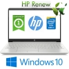 "(refurbished) notebook hp 15-dw0015nl core i7-8565u 1.8ghz 8gb 512gb ssd 15.6"" hd led geforce mx130 2gb windows 10 home"