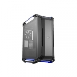 Case atx cosmos c700p cooler master black con finestra no psu