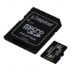 Micro sd 256gb 100mb/s kingston canvas sdcs2/256gb select+ ad.