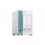 "Nas qnap ts-231k 2 slot 3,5""/2,5"" cpu qc 1,7ghz 1gb glan usb 3.0"