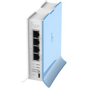 Router mikrotik rb941-2nd-tc 4p 10/100 wifi 32mb