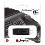 Pen drive 32gb usb 3.2 kingston dtx/32gb exodia