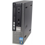 Pc ric. dell optiplex 7010 usff i3-3220 4gb ssd120gb win coa