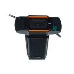 Webcam nilox hd 720p 30fps con microfono cavo 1,5mt win/mac