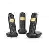 Telefono cordless gigaset a170 trio nero (l36852-h2802-k111)