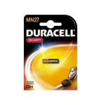 Batterie duracell alcaline mn27 bl1 conf. 1pz