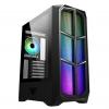 Case atx itek vertibra y210 gaming 1fan argb glass (l) no psu