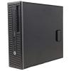 Pc elitedesk 800 g1 sff intel core i5-4590 8gb 240gb ssd - ricondizionato - gar. 12 mesi