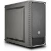 Case atx masterbox e500l cooler master silver usb3 lat. chiuso