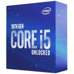 Cpu intel core i5-10600kf 4,10ghz six core sk1200 box (no fan)