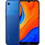 Smartphone y6s 32gb blu