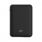 Power bank 10000mah silicon power c100 fastcharge microusb nero