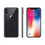 Smartphone iphone x 256gb gray - ricondizionato - gar. 24 mesi - grado a+