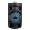 Cassa audio diffusore amplificato empire con effetto luce - 100w
