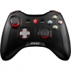 Gamepad wireless msi gc30 pc/android/ps3 batteria ricaricabile