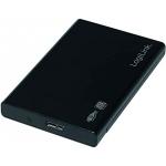 Box per hard disk 2,5 sata usb 3.0 logilink ua0275