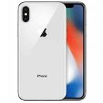 Smartphone iphone x 64gb silver - ricondizionato - gar. 24 mesi - grado a+