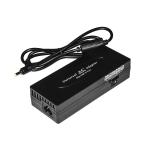 Alim. x nb 120w 15-24v 9 connettori selettore voltaggio manuale
