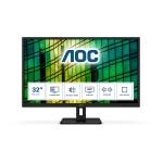 Tft aoc essential-line q32e2n 80cm (31,5)led, 2xhdmi,displayport,sp