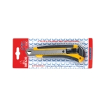 Cutter sx-70-2 impugnatura abs e gomma guida in acciaio
