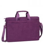 "Borsa notebook 15,6"" colore viola   rivacase"