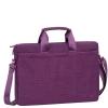 "Borsa notebook 15,6"" colore viola   rivacase"