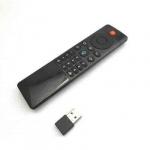 Telecomando universale controllo remoto air mouse q-jc07 per box/smart tv