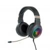 Cuffie gaming con microfono itek h430 7.1+vibro 7 colori+rgb usb
