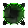 Ventolina case supplementare cortek 120mm led verde