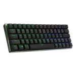 Cm tastiera meccanica sk622 space grey,hybrid wireless bluetooth,low profile mechanical red switches,it layout,rgb